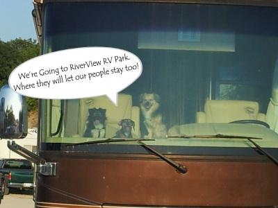 Riverview RV Park's Seasonal Visitors