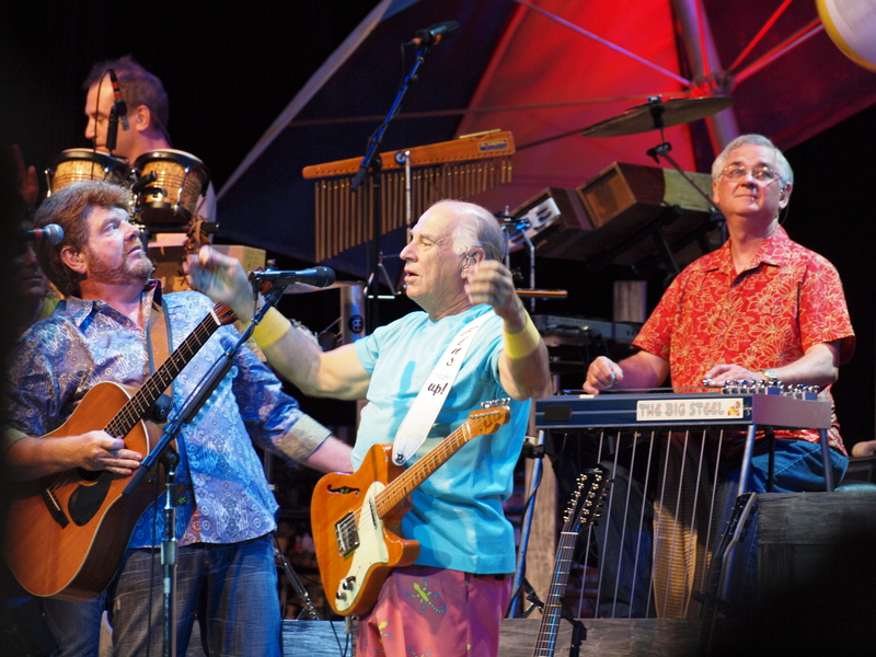 Jimmy Buffet at Cains Ballroom in Tulsa