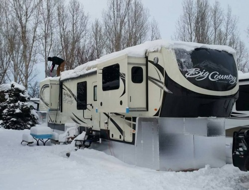 Winterizing Your RV: Steps for Success
