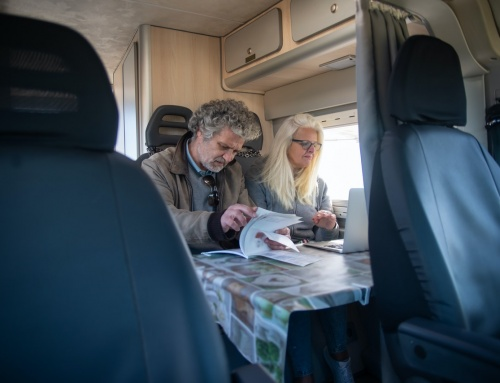 Working from an RV: Jobs to do on the Road