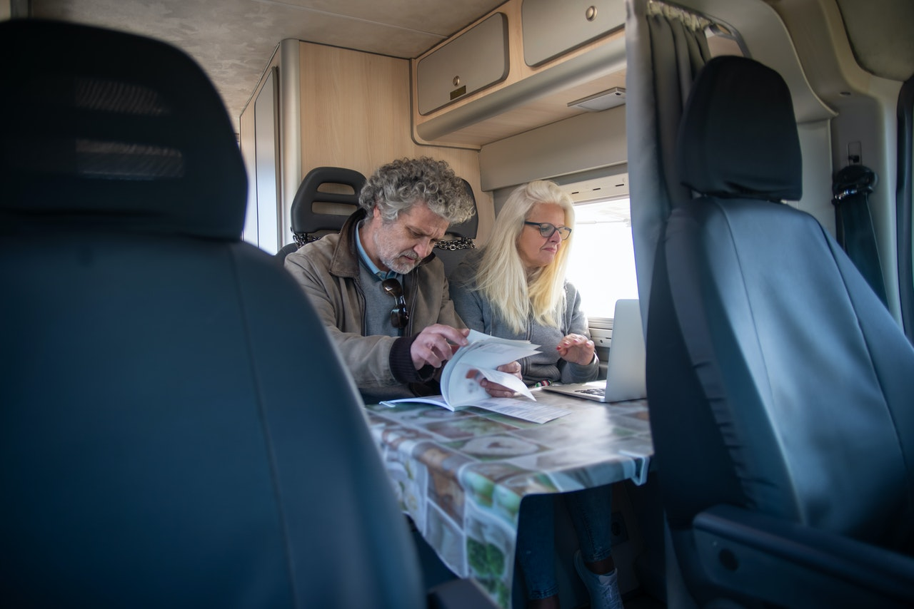 Working from an RV