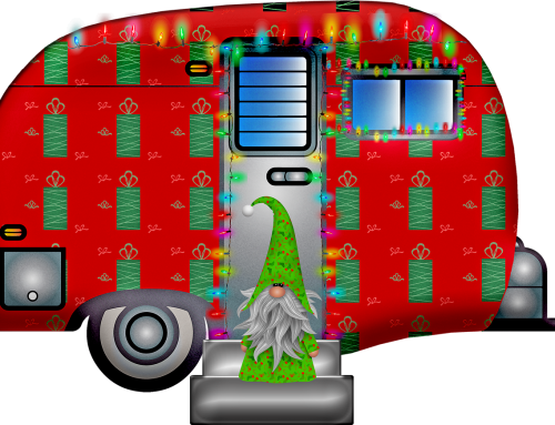 Christmas in an RV Park: Making it Merry & Bright!