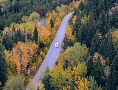 Planning a Fall RV Trip