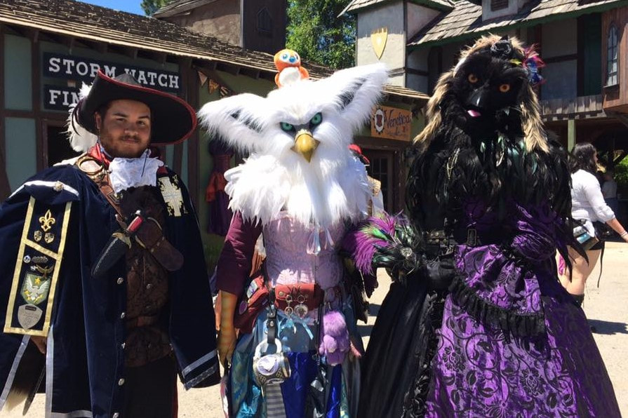 Oklahoma Renaissance Faire at The Castle in Muskogee