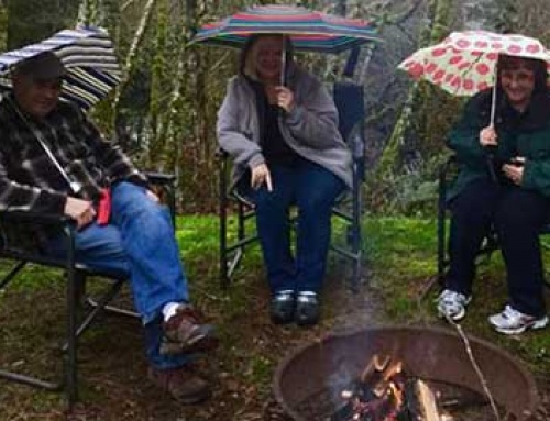 RVing in Rainy Weather: Tips for Success