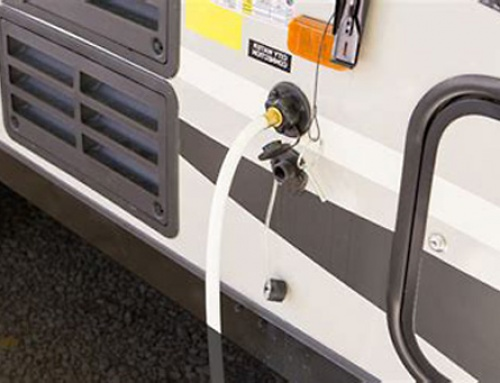Sanitizing Your RV Tanks: 4 Steps to Success!